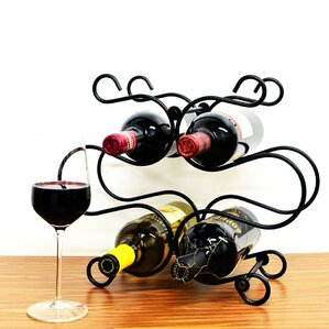 Florence 6 Bottle Tabletop Wine Rack by Superiore Livello