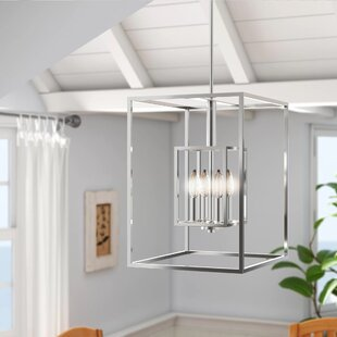 Square Rectangle Pendant Lighting Up To 60 Off Through 9 29 Wayfair