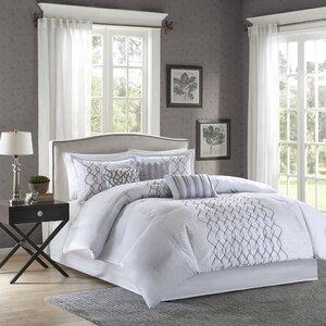 Iris 7 Piece Comforter Set