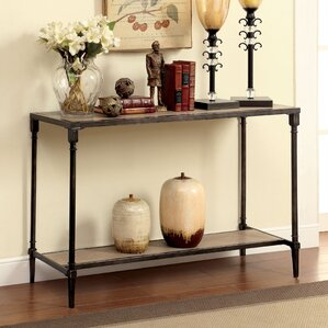 Forrest Console Table by Laurel Foundry Modern Farmhouse