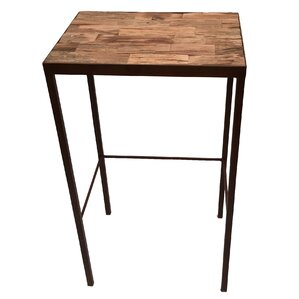 Charming Driftwood End Table
