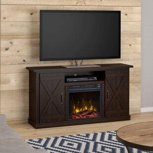 Corner Gas Fireplace Tv Stand Wayfair