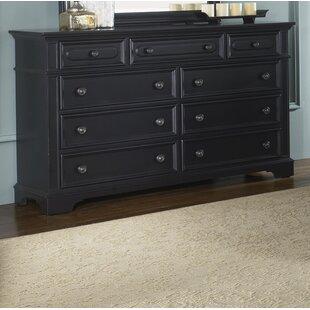 Linda 9 Drawer Dresser