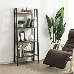 Parikh 4-Tier Ladder Bookcase