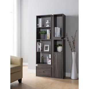 Reviews Bryan Standard Bookcase ByBrayden Studio