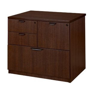 Linh Combo 4 Drawer Lateral Filing Cabinet