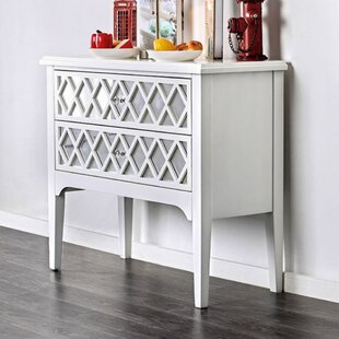 Bronagh Contemporary 2 Drawers Console Table By Rosdorf Park