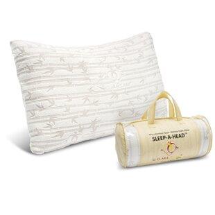 Where buy  Memory Foam Pillow (Set of 2) ByClara Clark