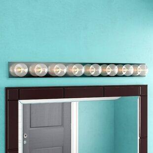 Compare Ivan 8-Light Bath Bar By Winston Porter