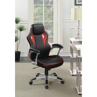 Platt Gaming Chair by Wrought Studio Reviews