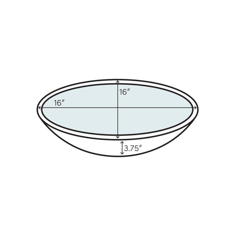 Kohler 8324-CS6 Kensho Sink Biancone