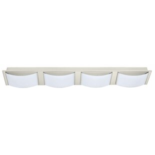 Order Aleen 4-Light Outdoor Flush Mount By Latitude Run