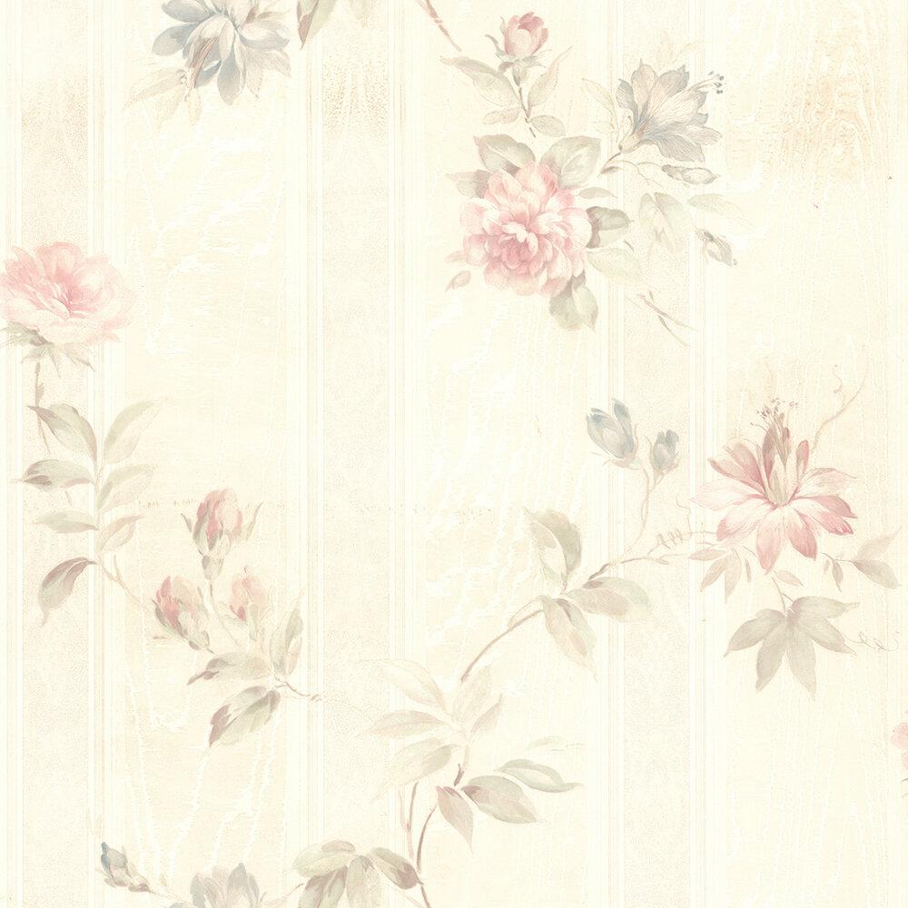 Brewster Home Fashions 33 X 20 5 Josey Floral Wallpaper Wayfair