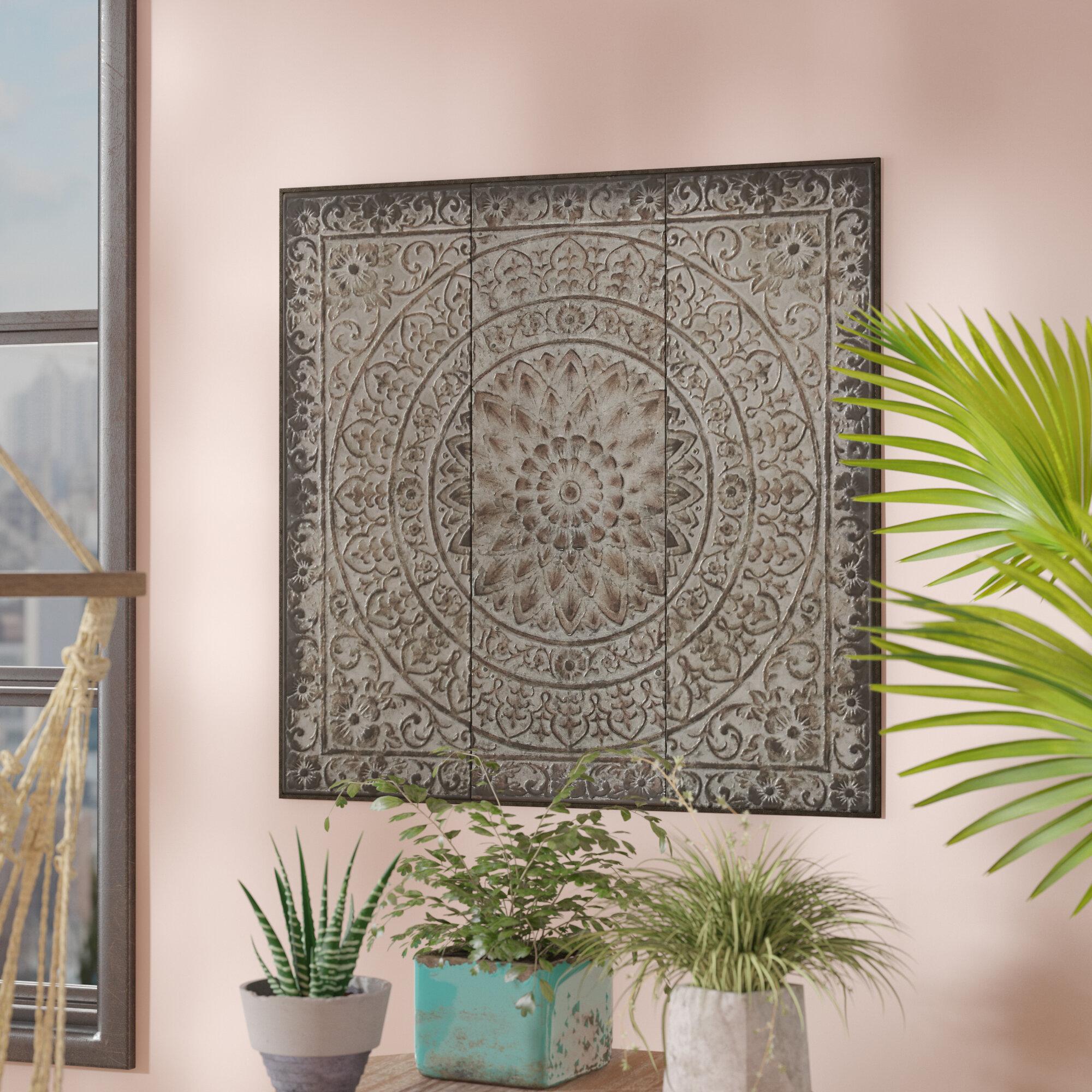 Perfect Mistana Traditional Artistic Wall Panel Décor U0026 Reviews | Wayfair