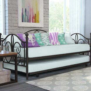 Baleine Daybed with Trundle by August Grove