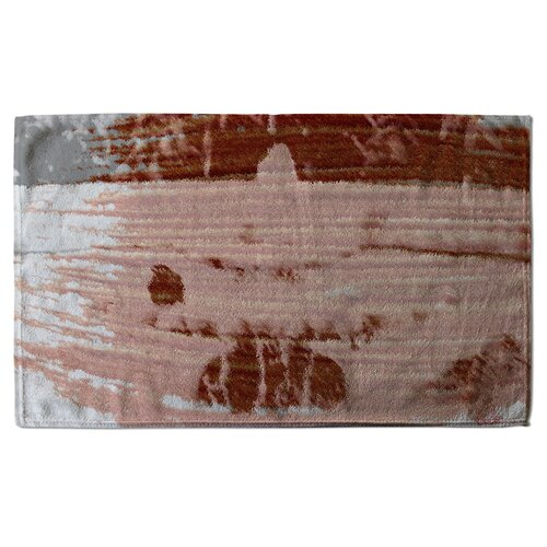 Bird Bath Tea Towel Ebern Designs