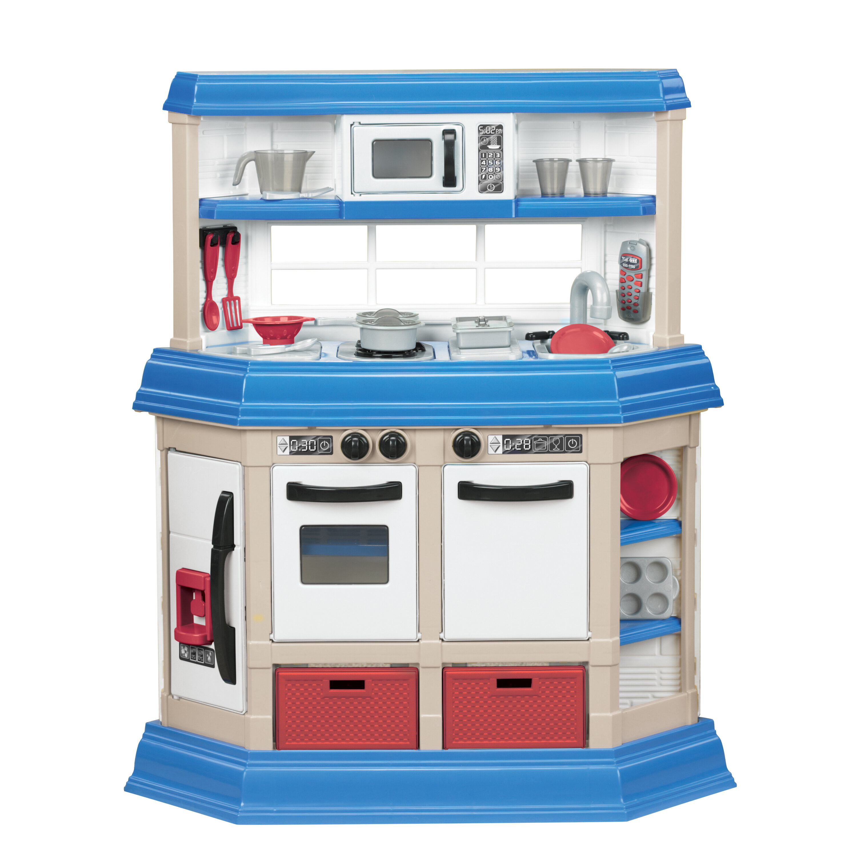 American Plastic Toys 22 Piece Kitchen Set & Reviews | Wayfair