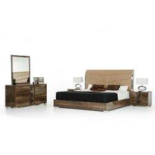 Kellen Platform Customizable Bedroom Set by Wade Logan