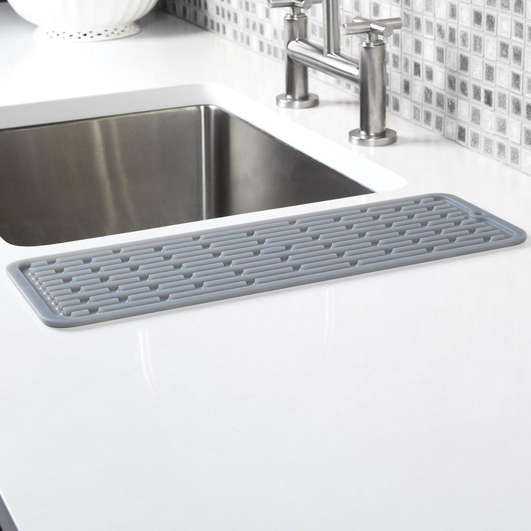 mat for kitchen sink