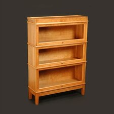 300 Sectional Series 49 Barrister Bookcase by Hale Bookcases