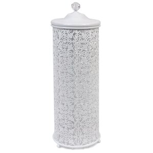 Lace Freestanding Toilet Paper Holder