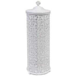 lace toilet paper holder