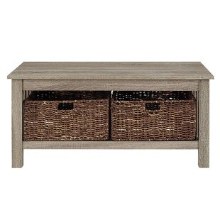Denning Coffee Table With Storage
