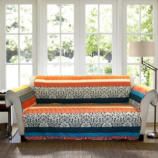Bridgelands Box Cushion Sofa Slipcover