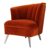 Commodore Armchair byEverly Quinn