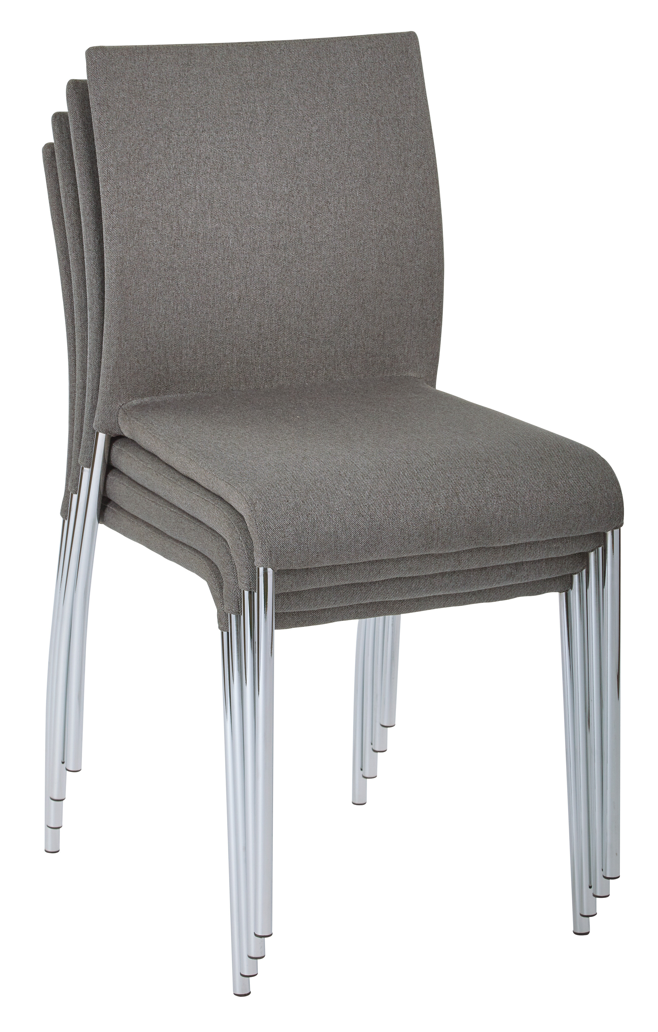 Ave Six Conway Armless Stackable Chair Reviews Wayfair