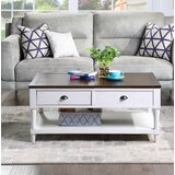 Beckstead Lift Top Coffee Table with Storage by Longshore Tides