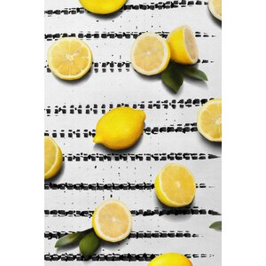 'Fruit IV' Photographic Print on Canvas by East Urban Home