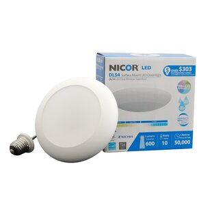 Purchase LED Shower Recessed Trim By NICOR Lighting