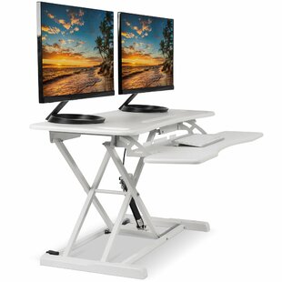Dearborn Height Adjustable Standing Desk Converter