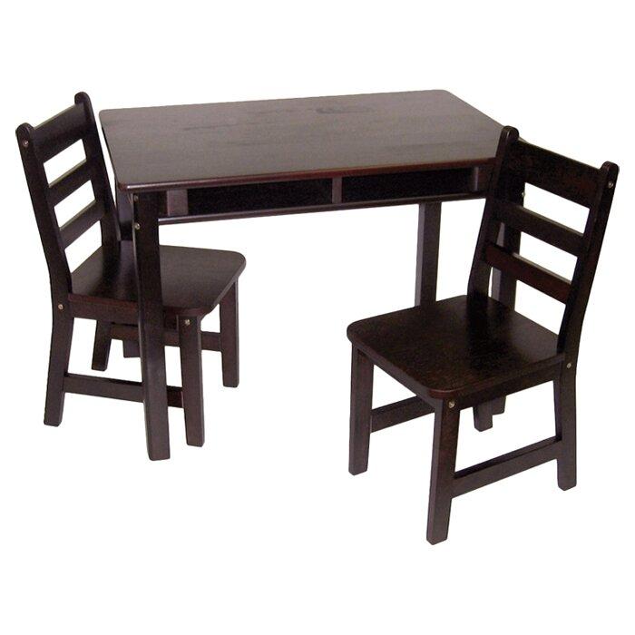 Alexa Kids 3 Piece Table U0026 Chair Set