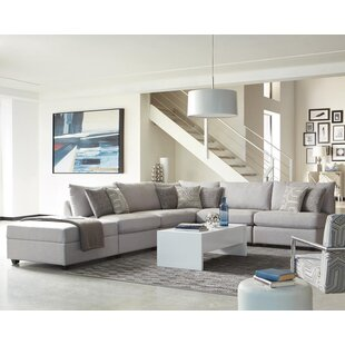 Massimo Modular Sectional with Ottoman