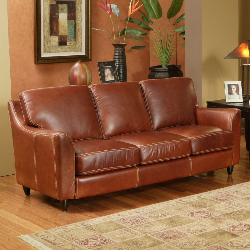 Bon Great Texas Leather Sofa