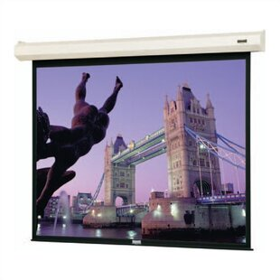 Cosmopolitan Electrol Matte White Electric Projection Screen Da-Lite