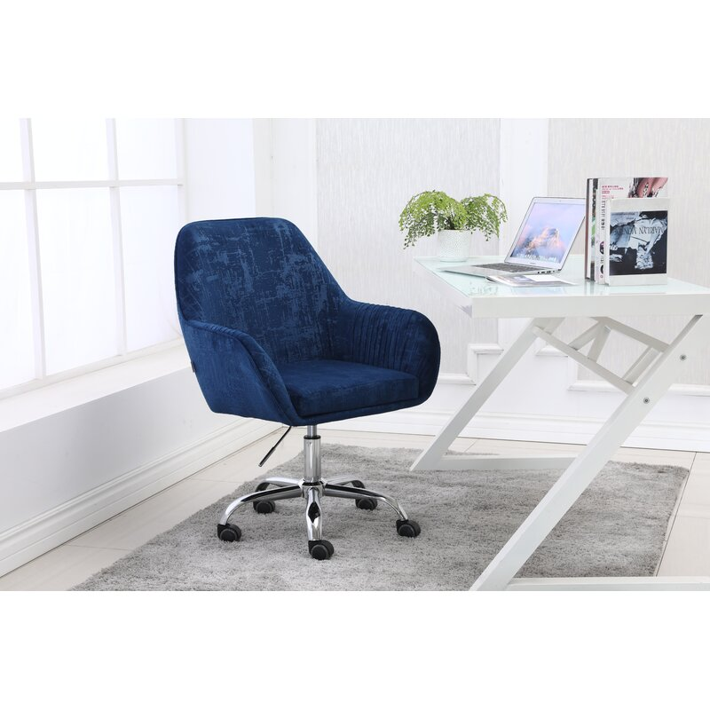 Everly Quinn Montesano Task Chair Reviews Wayfair