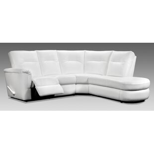 Daphne Reclining Sectional Relaxon Best Choices