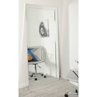 Grinnell Floor Accent Mirror by House Of Hampton
