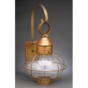 Compare Onion 2-Light Outdoor Wall Lantern By Northeast Lantern