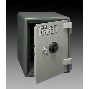 Review One-Hour Fireproof Record Safe with Mechanical Lock by Gardall Safe Corporation