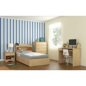 Maple Kids\' Bedroom Sets You\'ll Love   Wayfair