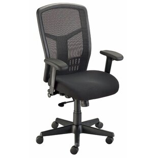 Van Tecno Ergonomic Mesh Task Chair by Alvin and Co. Cheap