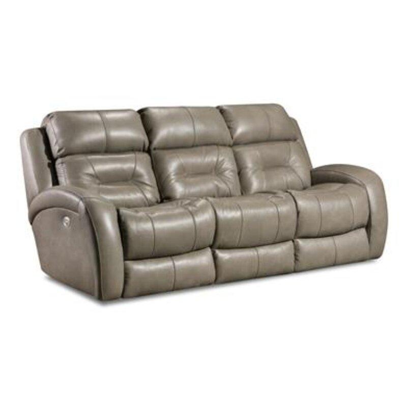 Southern Motion Showcase Reclining Sofa
