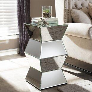 Best Baxton Studio Sakina End Table ByWholesale Interiors