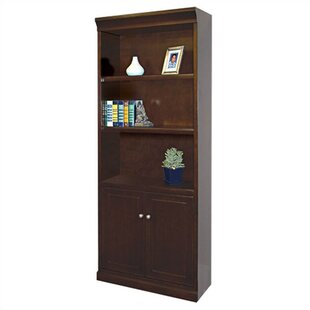 Check Prices Robbie Standard Bookcase By Darby Home Co