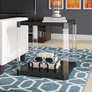 Compare & Buy Isadore End Table By Wade Logan