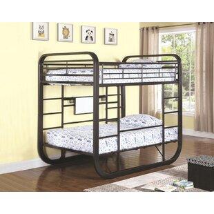 Best Deals Congo Workstation Loft Bed ByHarriet Bee